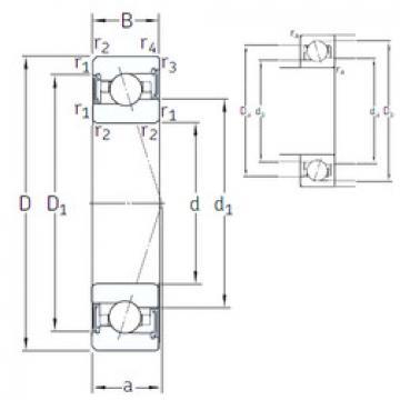 підшипник VEX 110 /S 7CE1 SNFA